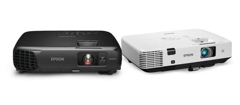 Video proyector Epson