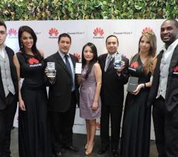 Ejecutivos Huawei