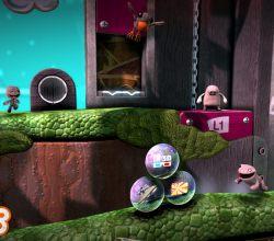LittleBigPlanet debuta en el PS4