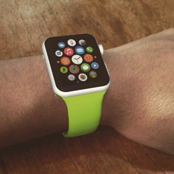 Apple Watch - Realidad aumentada