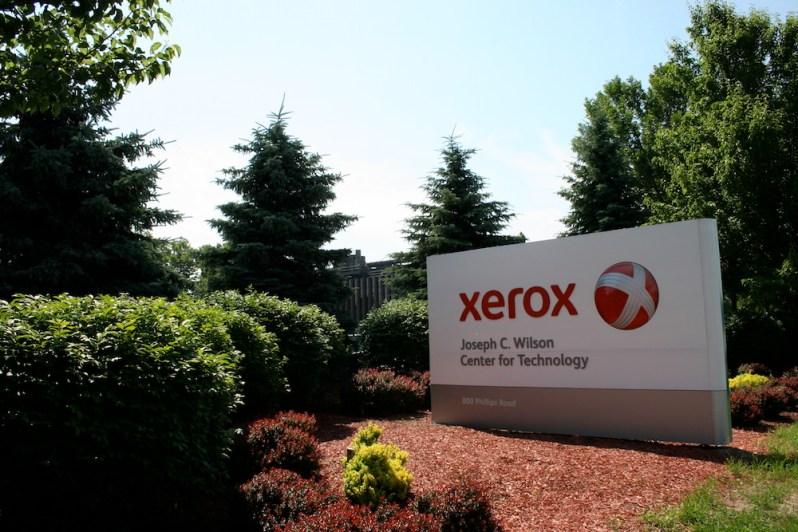Xerox Medio Ambiente