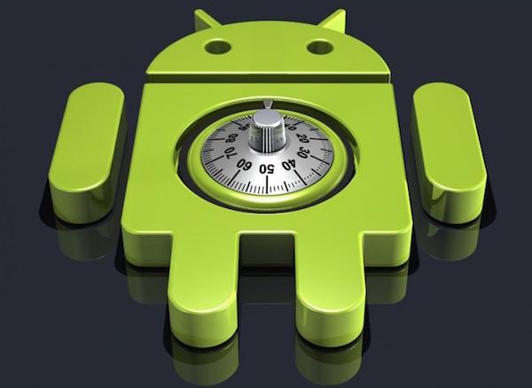 proteger un dispositivo con Android