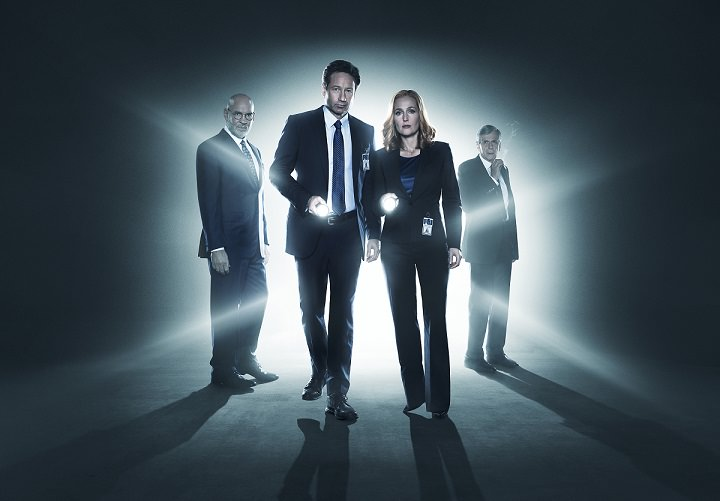 Expedientes secretos X regresan