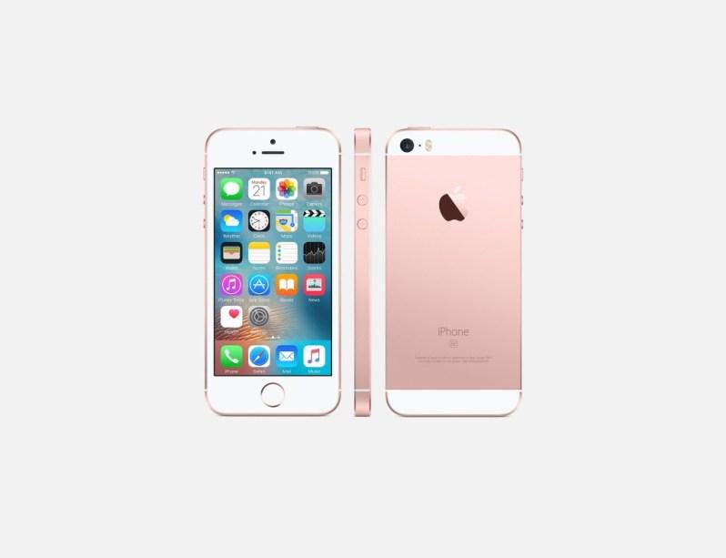iPhone SE Rose