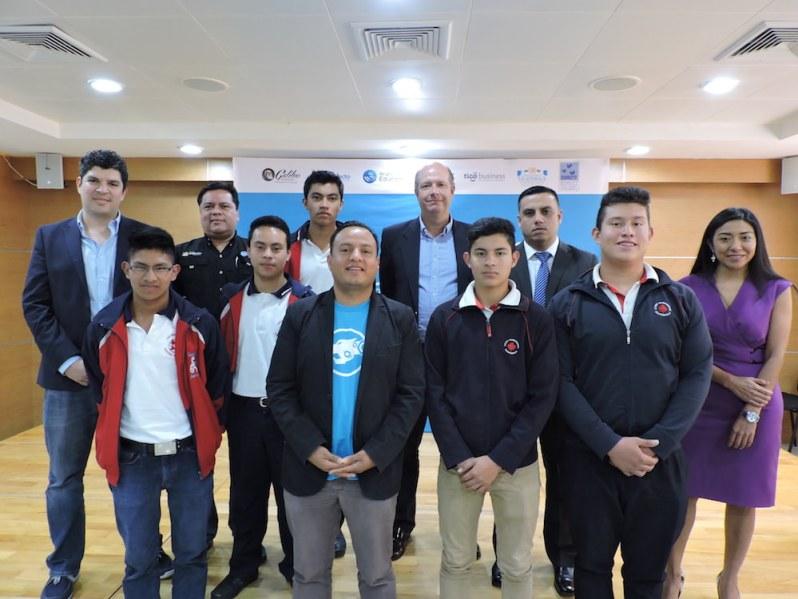 Balam Robot Competition Participantes