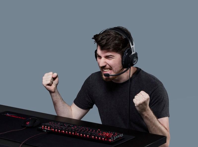 HyperX dia del Gamer