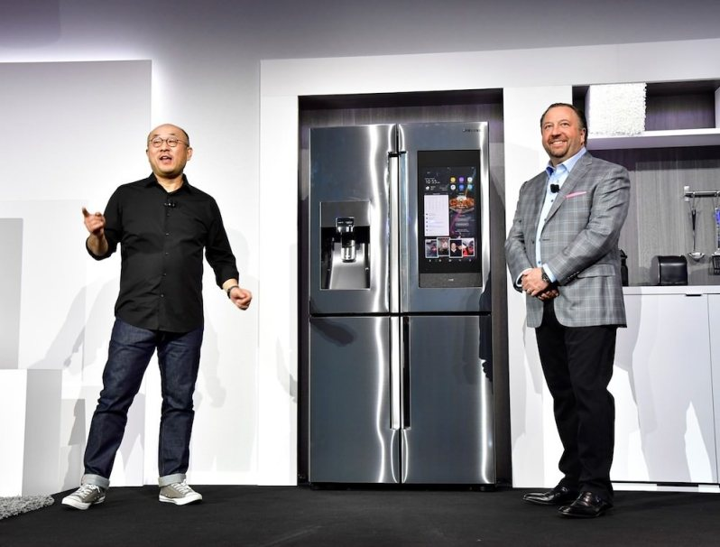 Smart Things CES 2018
