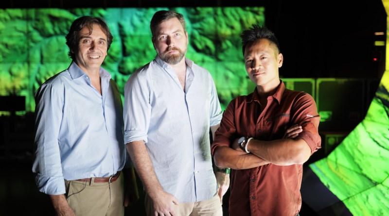 2 Estructuras reveladas por LIDAR - National Geographic Tesoros Perdidos mayas