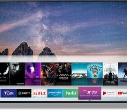 Samsung TV iTunes