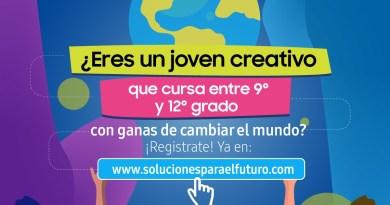 Las 10 ideas seleccionadas de Guatemala del Concurso Soluciones para el Futuro de Samsung