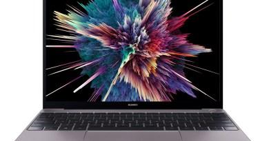 MateBook 13 – La computadora ultraliviana de Huawei