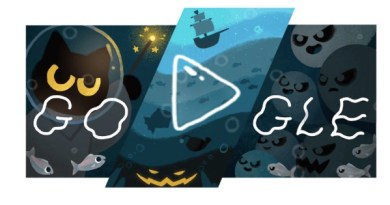 Google nos da ideas para celebrar Halloween en casa
