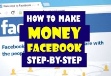 Earn money by Sharing Links on Facebook