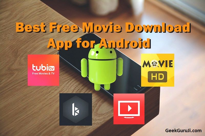 how to download movie with app