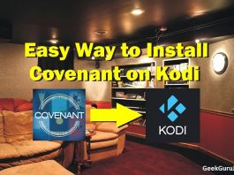 How to Install Covenant on Kodi 17.4 Firestick