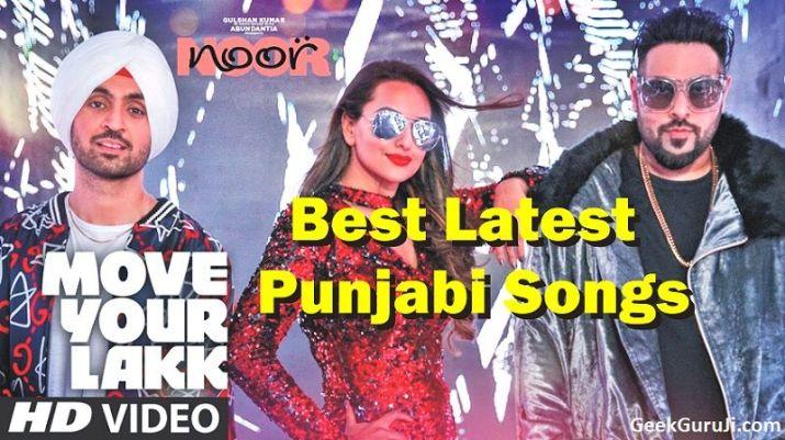 Top 100 Punjabi Songs