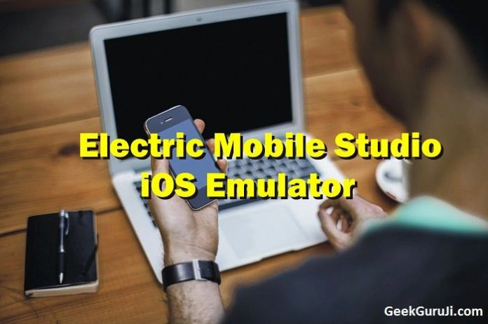 Electric Mobile Studio iOS Emulator