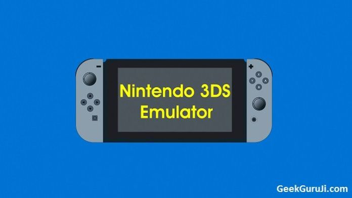 Nintendo ios emulator windows pc
