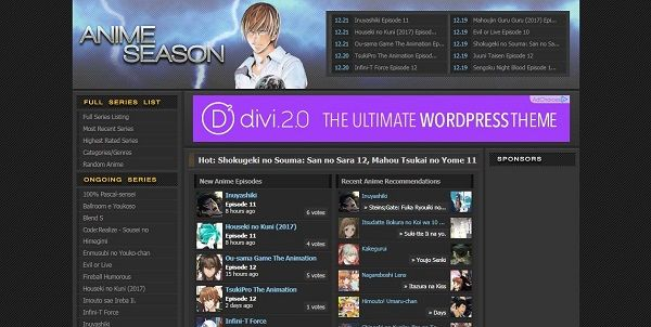 Feedspot rss feed animeseasons gets high score on clean interface and user friendly moreover you find the design of this website is sophisticated fandeluxe Image collections