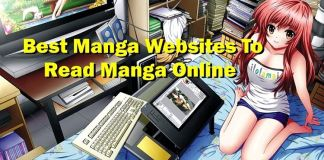 Best Manga websites to read Manga online for free
