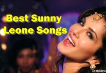 Sunny Leone New Songs Video list