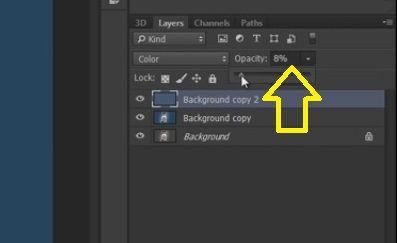 Adobe Photoshop Background Color Change