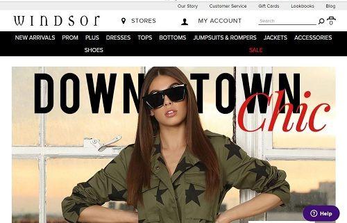 Fashion Nova alternative sites