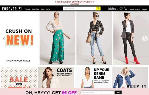 Fashion Nova alternative websites