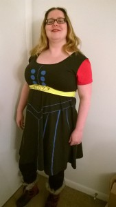 Her Universe Thor Dress from Hot Topic
