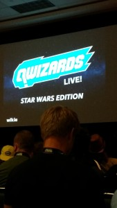 I was surprised to find out I knew more than I thought I did about obscure Star Wars trivia!