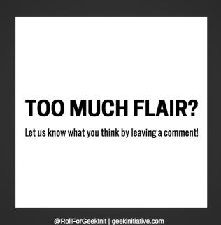 Too Much Ric Flair