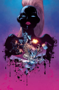 The Mighty Thor #9 Cover
