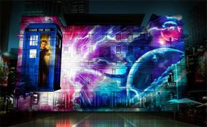 Dr Who Vivid
