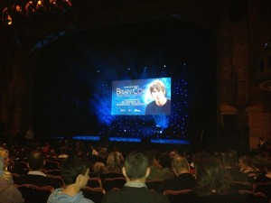 evening with brian cox