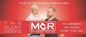 sleek geeks sci week
