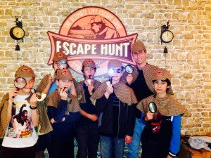 escape hunters