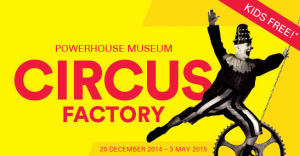 powerhouse circus
