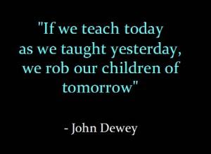 teach tomorrow