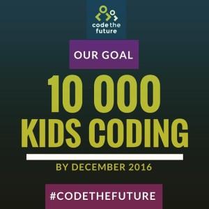 code the future