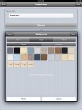 Editing a Theme uBooks xl for iPad
