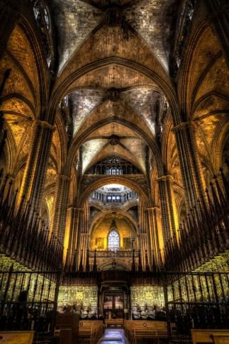Barcelona, Catedral de la Seu