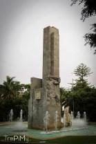park garcii sanabrii, santa cruz de tenerife
