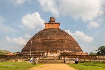 Anuradhapura - stupa Jetavanaramaya