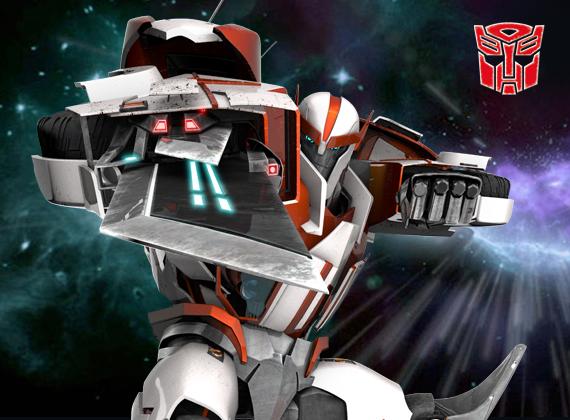 Transformers Prime Autobot Ratchet