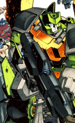 Transformers Springer - IDW Wreckers