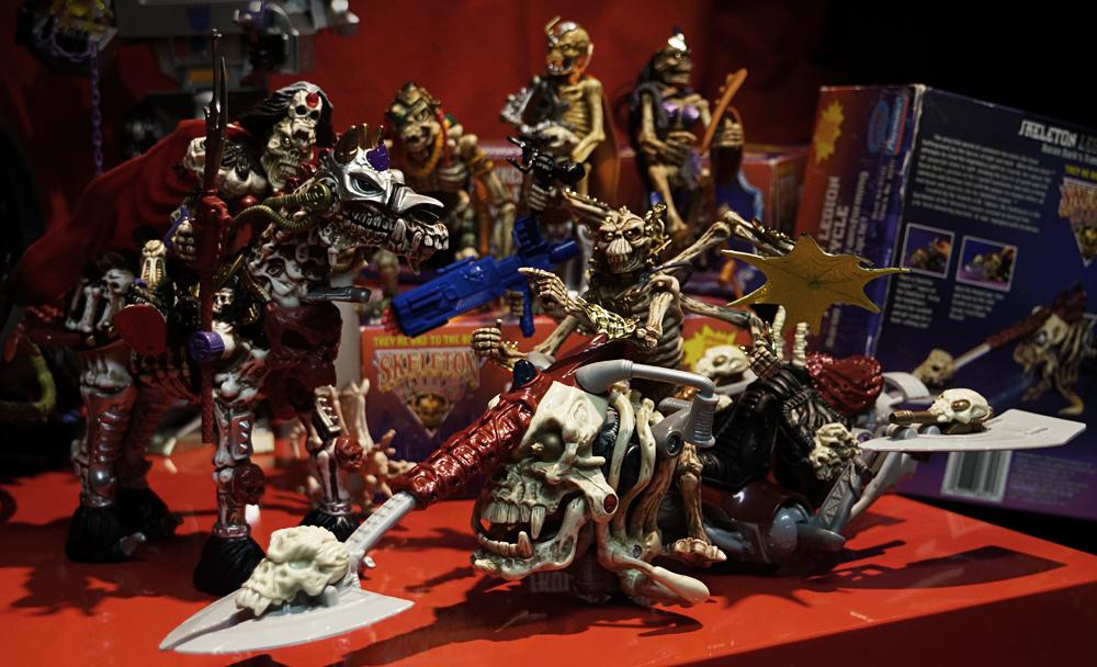 Skeleton Warriors Toys