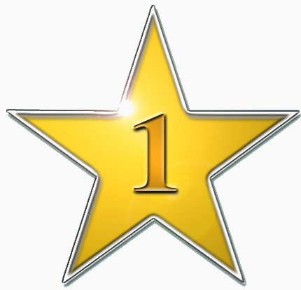 star_number_1