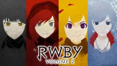 rwby volume two
