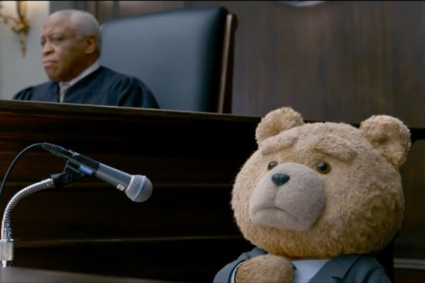 Ted 2 court scene
