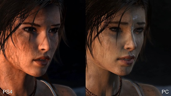 PS4 vs PC via DigitalFoundry